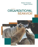Organizational behavior /