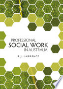 Professional social work in Australia /