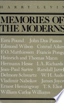 Memories of the moderns /