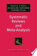 Systematic reviews and meta-analysis /