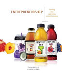 Entrepreneurship : starting and operating a small business /