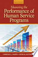 Measuring the performance of human service programs /