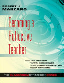 Becoming a reflective teacher /