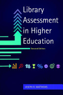 Library assessment in higher education /