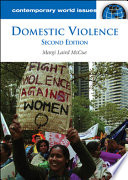 Domestic violence : a reference handbook /