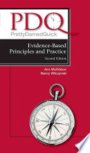 PDQ evidence-based principles and practice /