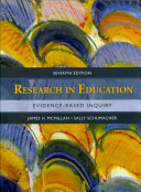 Research in education : evidence-based inquiry /