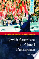 Jewish Americans and political participation : a reference handbook /