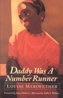 Daddy was a number runner /