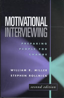Motivational interviewing : preparing people for change /
