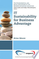 IT sustainability for business advantage /