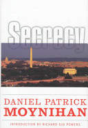 Secrecy : the American experience /