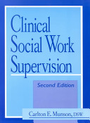 Clinical social work supervision /