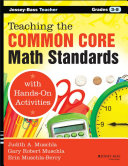 Teaching the common core math standards with hands-on activities, grades 3-5 /