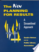 The new planning for results : a streamlined approach /