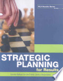 Strategic planning for results /