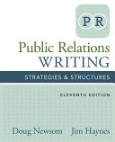 Public relations writing : strategies & structures /