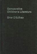 Comparative children's literature /