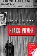 Black power : radical politics and African American identity /