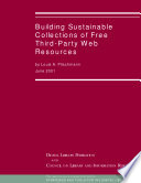 Building sustainable collections of free third-party Web resources /