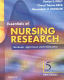 Essentials of nursing research : methods, appraisal, and utilization /