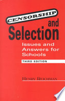 Censorship and selection : issues and answers for schools /