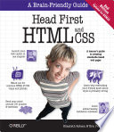 Head first HTML and CSS /