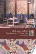 Modernism and the architecture of private life /