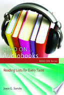 Read On-- Audiobooks : Reading Lists for Every Taste /