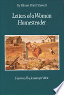 Letters of a woman homesteader /