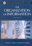 The organization of information /