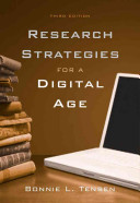 Research strategies for a digital age /