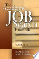 The academic job search handbook /