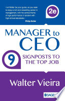 Manager to CEO : 9 signposts to the top job /