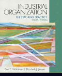 Industrial organization : theory and practice /