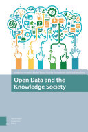 Open data and the knowledge society /
