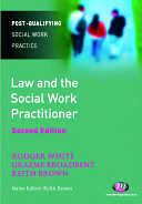 Law and the social work practitioner : a manual for practice /
