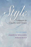 Style : lessons in clarity and grace /