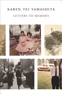 Letters to memory /
