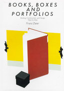 Books, boxes, and portfolios : binding, construction, and design step-by-step /
